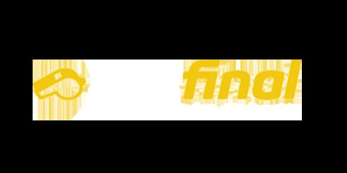 بيت فاينال للمراهنات الرياضية - شعار الكازينو