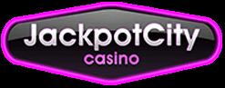 جاك بوت سيتي - شعار الكازينو