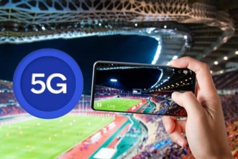 5G على مواقع المراهنات الرياضية اون لاين